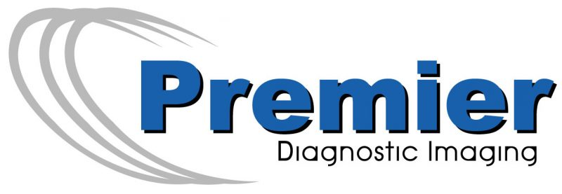 Logo for Premier Diagnostic Imaging freestanding medical facility in Cookeville, Tennessee